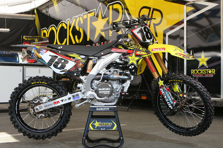 Davi Millsaps Replica Decal Kit